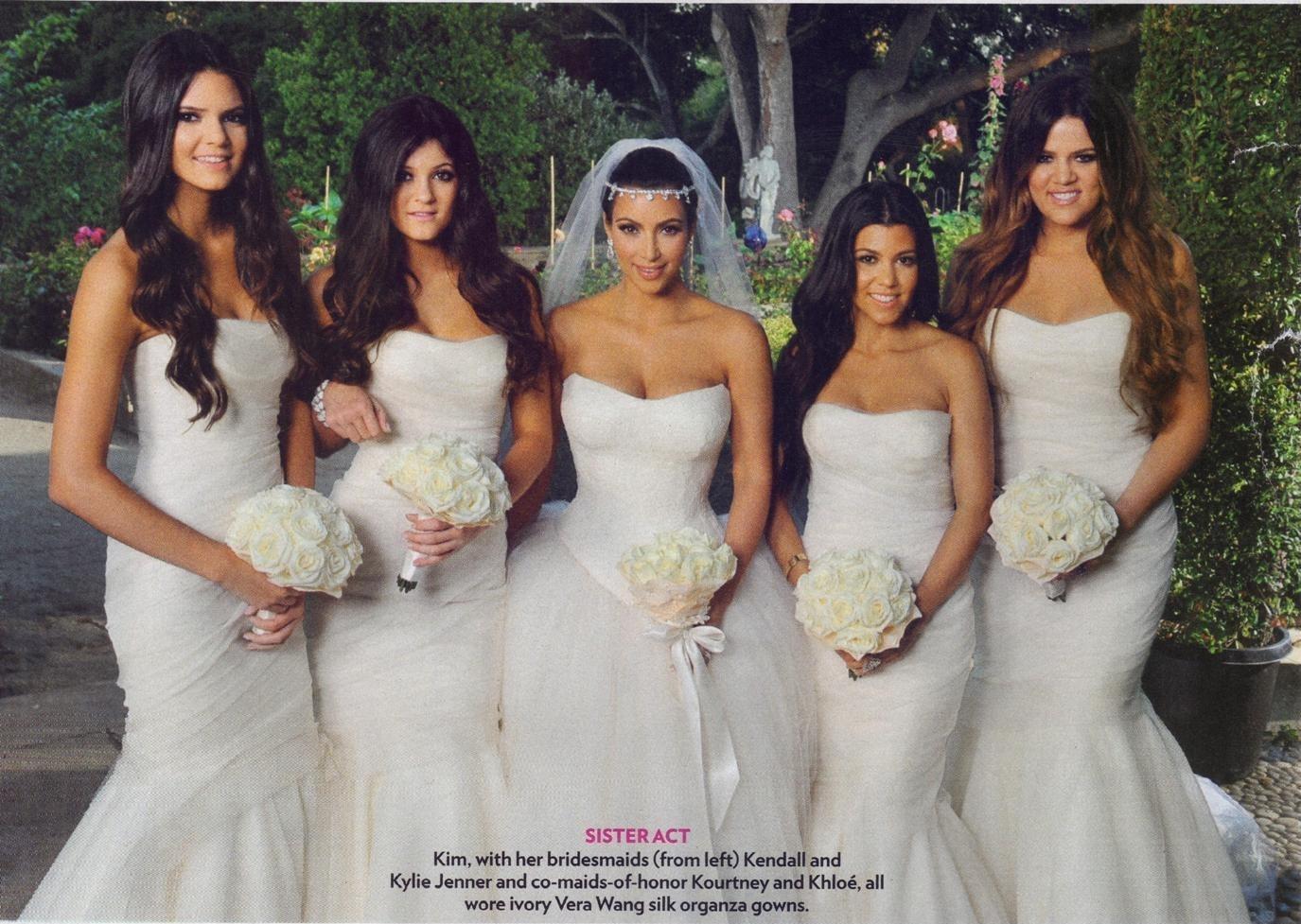 Kardashian bridesmaid dresses choice image braidsmaid dress kim kardashian people magazine wedding edition hq scans keeping up kim kardashian people magazine wedding edition ombrellifo Image collections